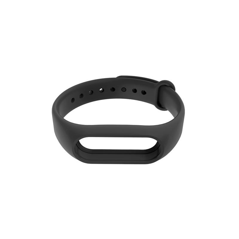 Watch Accessories Colorful Silicone Wrist Strap Bracelet For Mi Band 2 Double Color Replacement Watchband Smart Band Accessories For Xiaomi Mi2 A Great Variety Of Models Watchbands