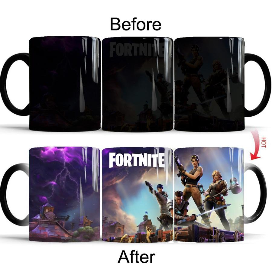 Fortnite mugs magic color changing mugs cup 350ml ceramic coffee tea fortnite mugs magic color changing mugs cup 350ml ceramic coffee tea mug best easter gift for your friends sale mugs same day custom mugs from newsky01 negle Choice Image