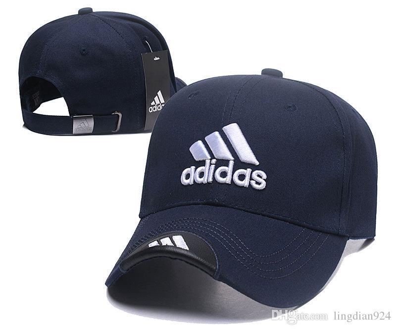 aa0ae758b433 De calidad superior para hombre sombreros de vestir impresionante cúpula  Snapbacks Cap para los hombres con estilo gorras de béisbol barato  equipados ...