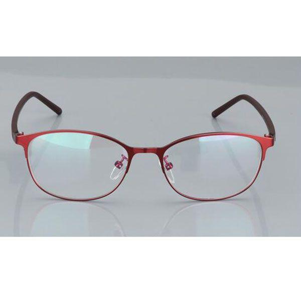 e487dcd15 Compre Moda Retro Photochromic Óculos De Leitura Óculos De Armação De Metal  Vermelho Mudança De Cor Óculos De Sol Das Mulheres Leitor De Olho + 1.0 ~ +  3.5 ...