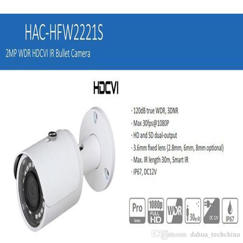 DAHUA Security Out Door Camera CCTV 2MP FULL HD WDR HDCVI IR Bullet Camera IP67 Without Logo HAC-HFW2221S Dahua Ip Cameras Cctv Camera Online with ...  sc 1 st  DHgate.com & DAHUA Security Out Door Camera CCTV 2MP FULL HD WDR HDCVI IR Bullet ...