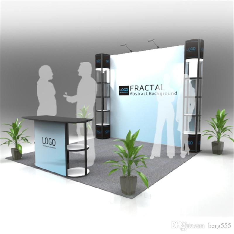Exhibition Stand Or Booth : Standard ft ft exhibition stand trade fair display