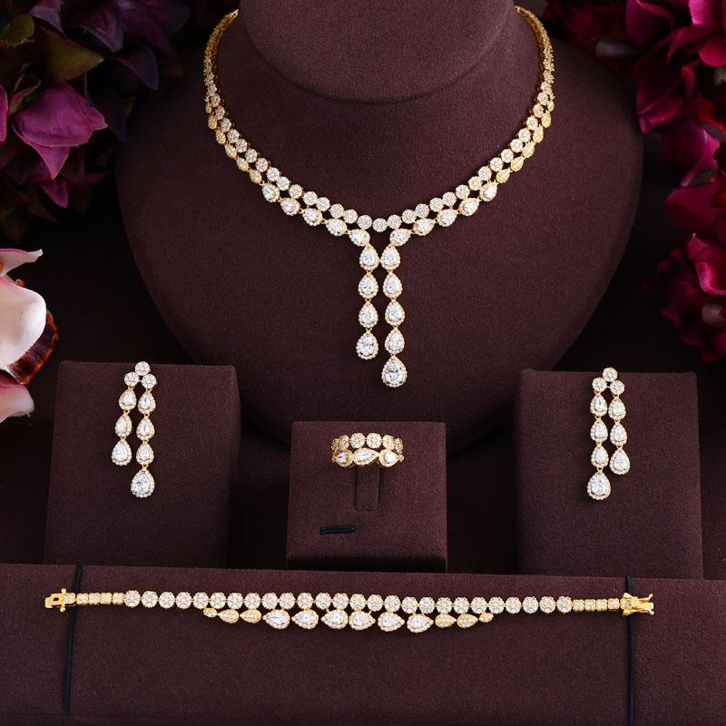7f0b36082cee80 Cheap Elegant Prom Jewelry Set Wholesale Wholesale African Jewelry Sets