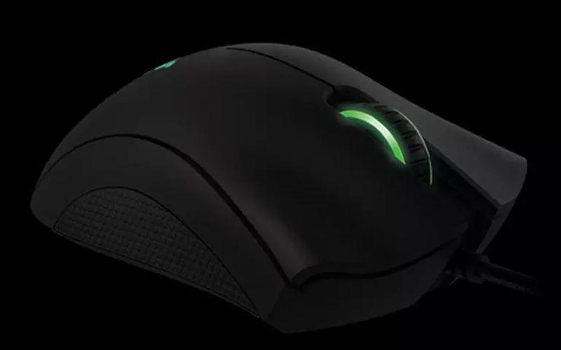 Razer DeathAdder Chroma jogo do rato-USB com fio 5 botões Sensor Optical Mouse Razer Gaming Mice Com pacote de varejo