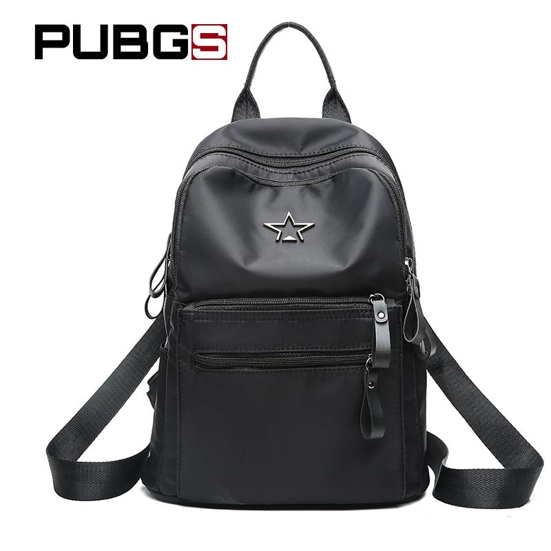 e18d8c1d068 Women s Backpack PU Leather Fashion Soft Strong Waterproof Multi-function  Simple Environmental Protection Fine 2018 PUBGS New