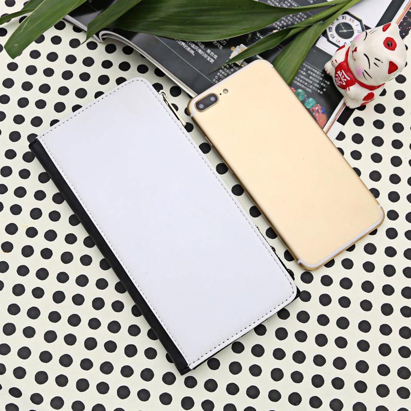 blank 2 raccoglitori portafogli a sublimazione la stampa a trasferimento termico fai da te