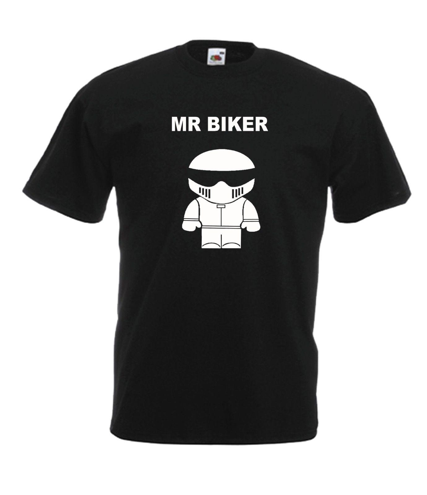 MR BIKER Funny Biker Motor Bike Xmas Birthday Gift Ideas Mens Womens T SHIRT TOP Fun Shirt Buy Online Shirts From Populartees 1101