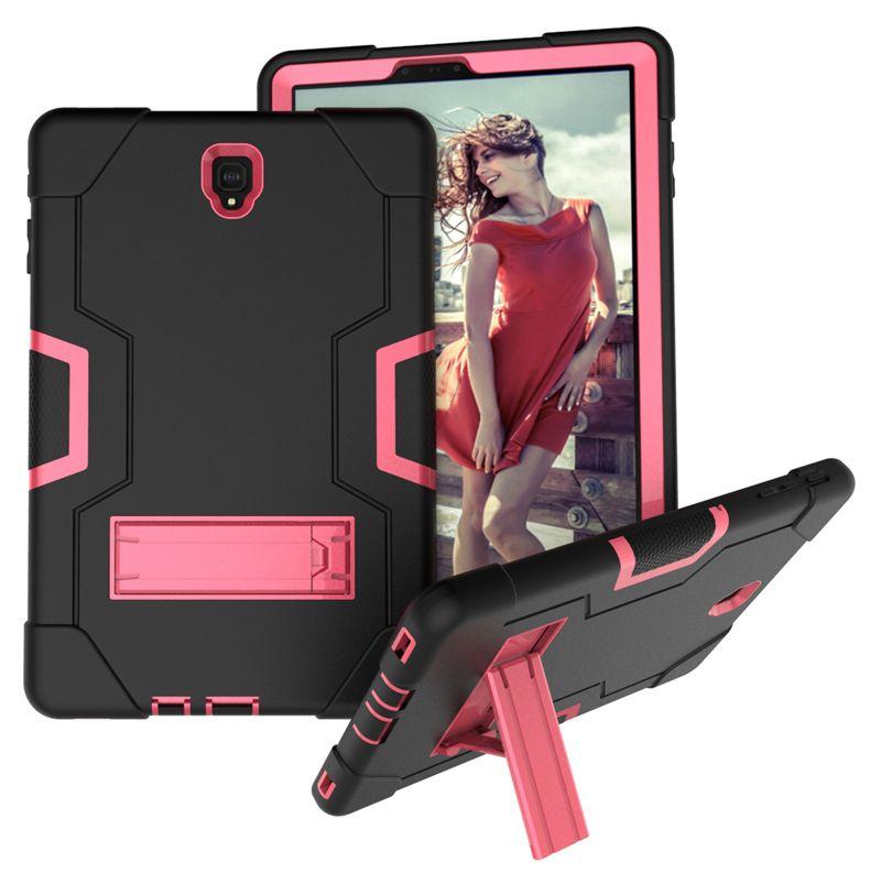 Compre Defender À Prova De Choque Robot Case Militar Heavy Duty Tampa Do Pc  De Silicone Para Samsung Tab Um 10.5 SM T830 SM T835 T830 T835 Tablet Caso  De ... 43c59fb6f0