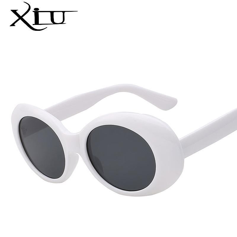 Großhandel Xiu Vintage Rock Nirvana Kurt Cobain Sonnenbrille Frauen ...