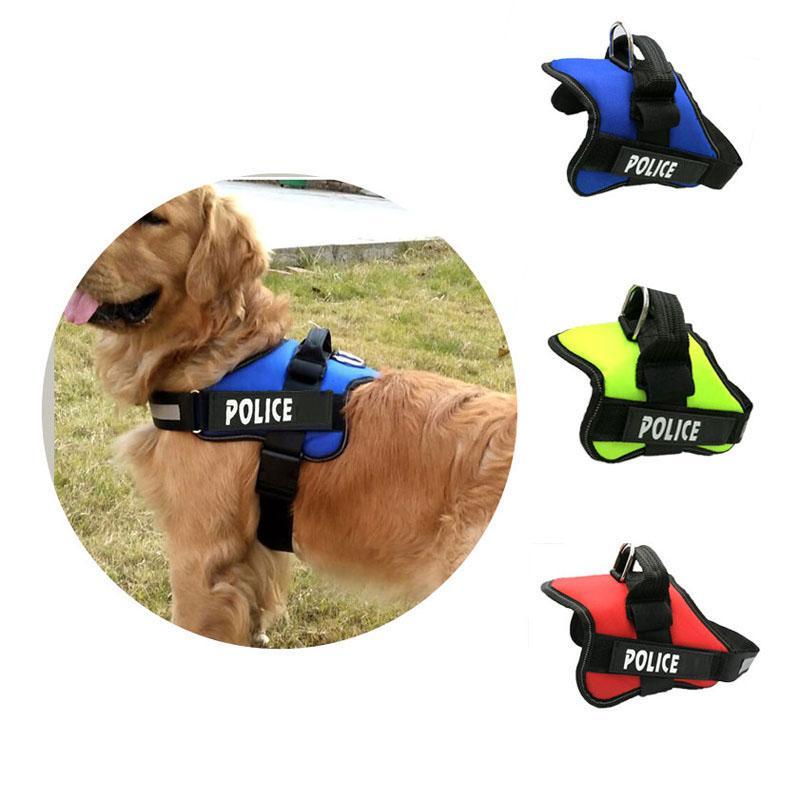service dog harnesses