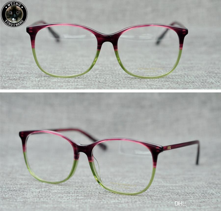 Compre Marca Oliver Peoples Fashion Ultraligero Marcos Ovales De ...