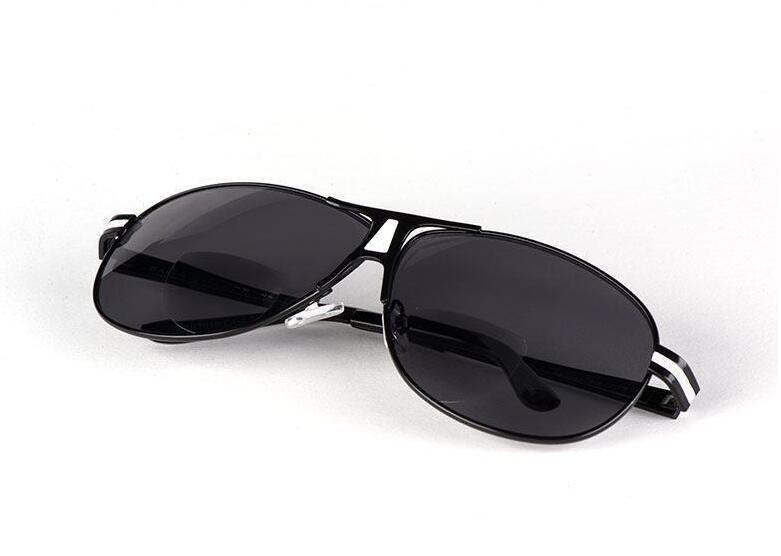 Men Women Stylish Aviator Bifocal Reading Glasses Designer Tinted UV400  Protect Sunglasses +1.00 ~ +3.50 Sun Readers e47164d86a