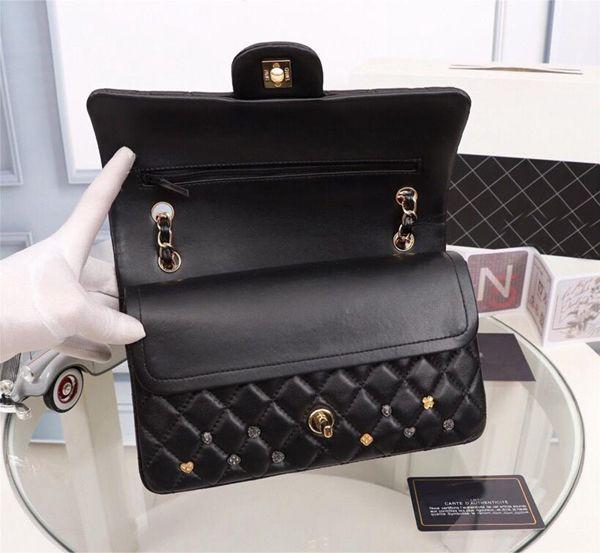 251ad6709613 AAAAA High Quality Women Single Shoulder Bags Designer Sheepskin ...