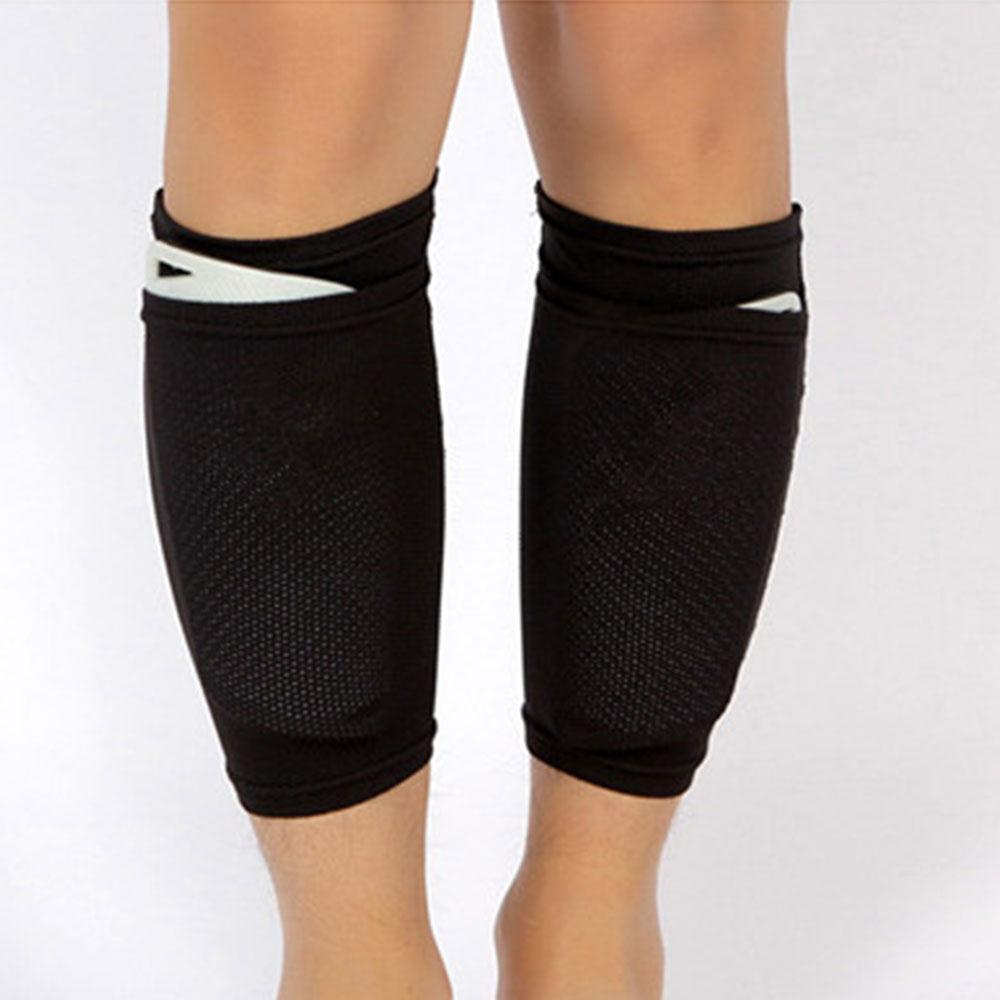 Leg Pads Men Shin Guard Holder Protective Gear Breathable Safety ... bcc51a6ee18a