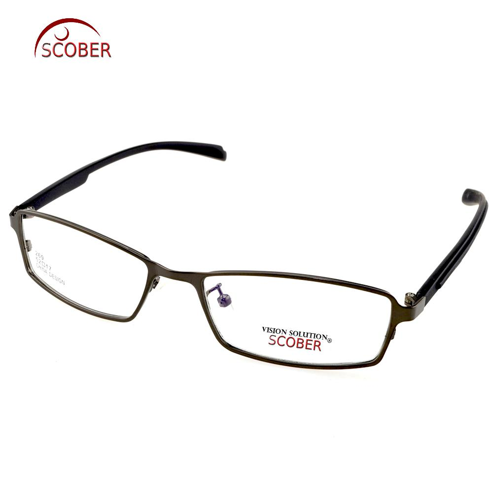 ac32e87a1a Cheap Prescription Rimless Glasses Men Best Korean Style Glasses Frames