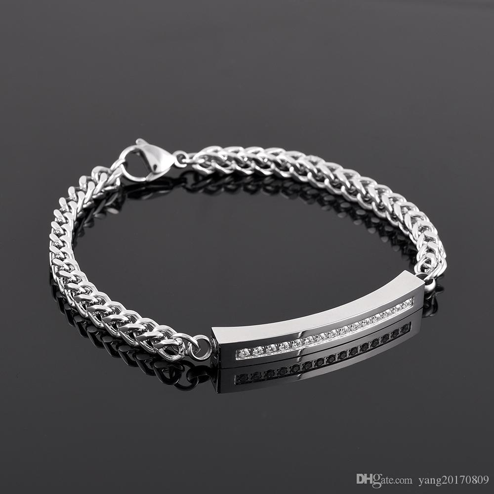 Crystal Inlay Cremation Urn Bracelet Acero Inoxidable Funeral Ash Holder Keepsake Jewelry Fashion Memorial Bracelet for Women Girl