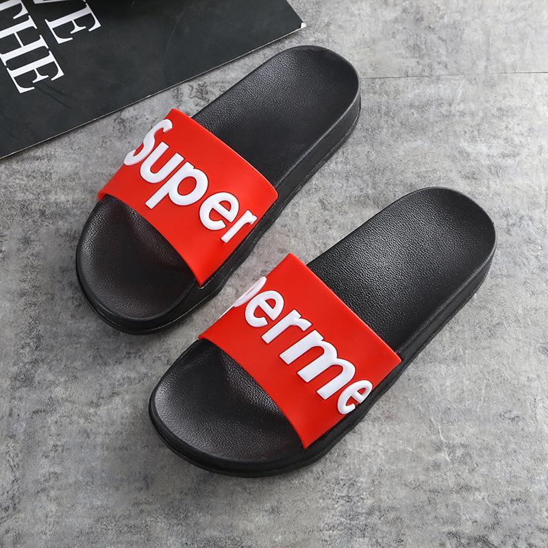 fashion animal slippers sup slides mens flip flops summer fashion