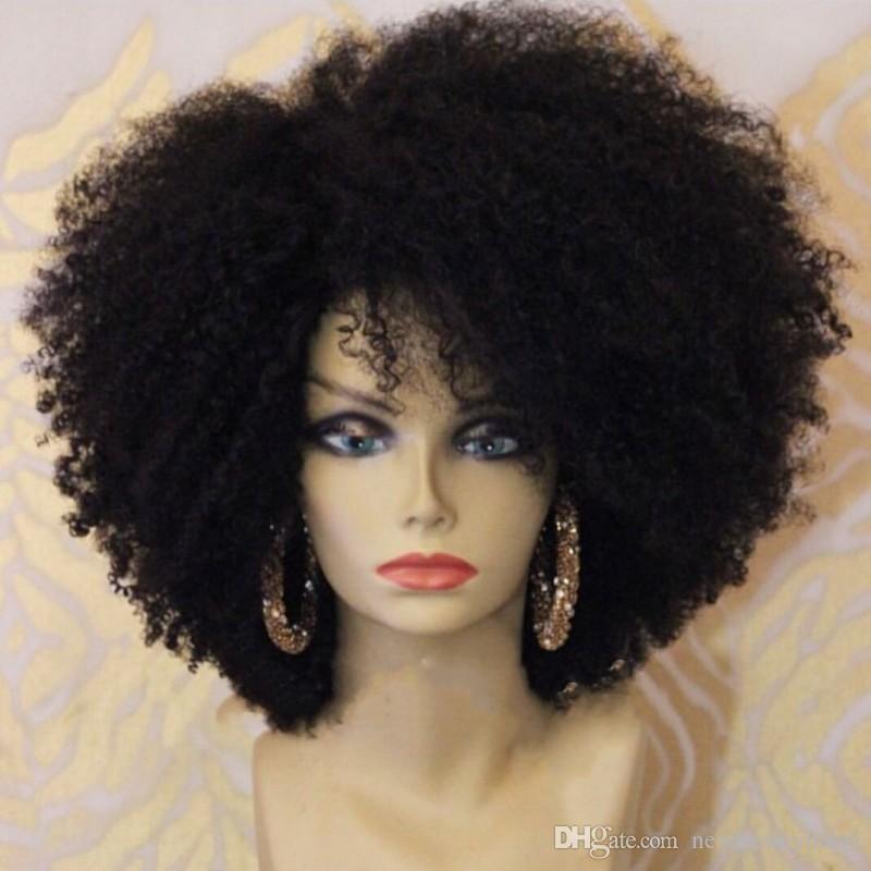 Acheter 180density Full Afro Kinky Curly