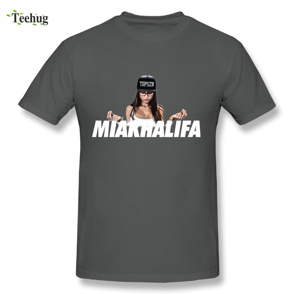 Compre Moda Porno Khalifamia Khalifa Camiseta Hombre Verano Ocio Tamaño  Grande Brazzers Camiseta Cool Homme Camisetas A  11.01 Del Lanfystore  0d001e8d405