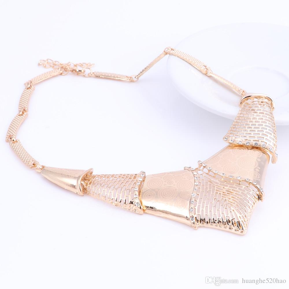 African Beads Jewelry Set Dubai Turkish Jewelry Sets For Women Wedding Costume Jewellery Bridal Statement Necklace Earrings Set