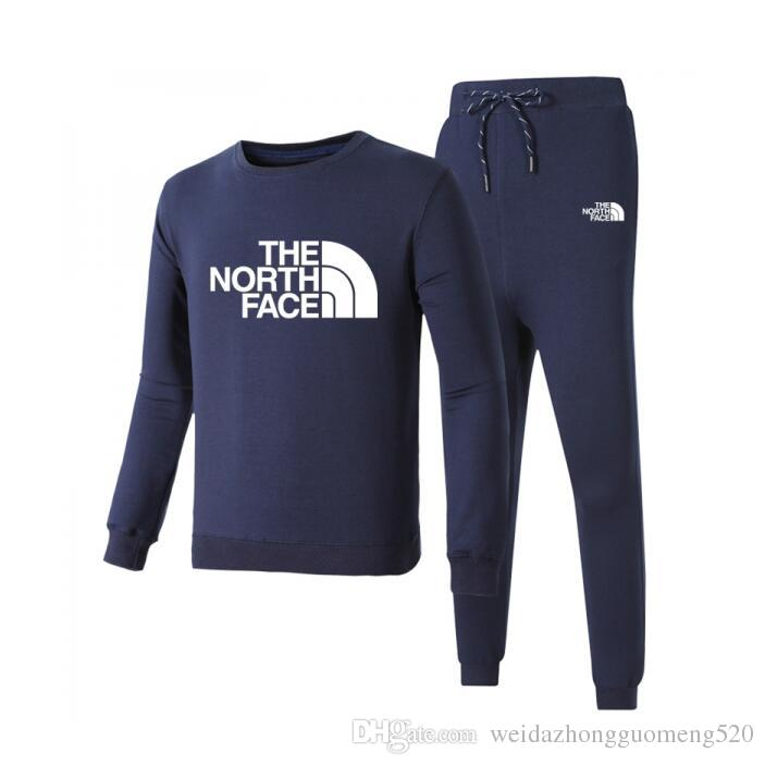 2019 Men S Clothing THE NORTH FACE Tracksuits Hoodies Sweatshirts Casual  Suit Designer Tops + Pants Women S Sweatshirts Fashion Jackets From ... bc76e9bdd6f9