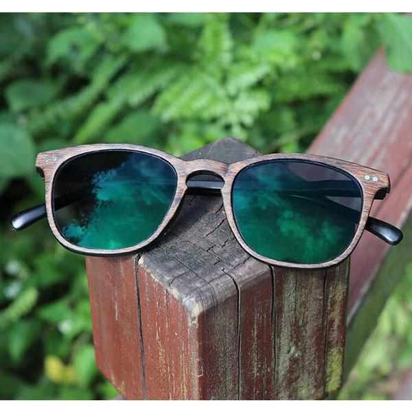 2ffbe9f207 Retro Photochromic Reading Glasses Color Change Eyeglasses Sunglasses  Eyewear Brown Wood Grain Frame Eye Reader +1.0~+6.0 Strength Cheap Bifocal  Reading ...