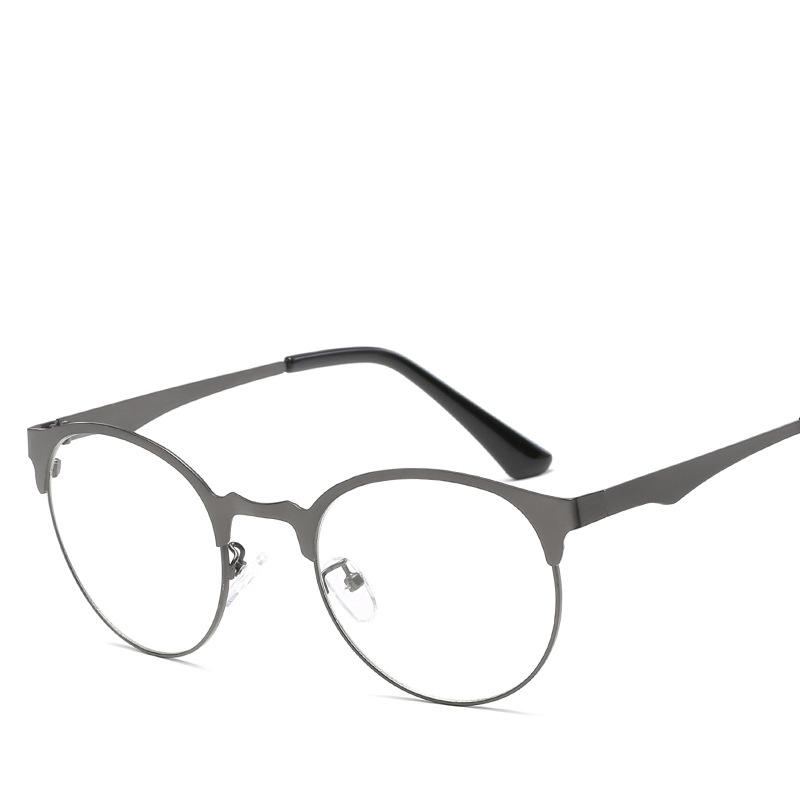 d3ea53483b 2019 DOWER ME Fashion New Style Trend Men Clear Frame Eyeglasses  Transparent Glasses Clear Glasses Optical Lens Oculos From Shuidianba