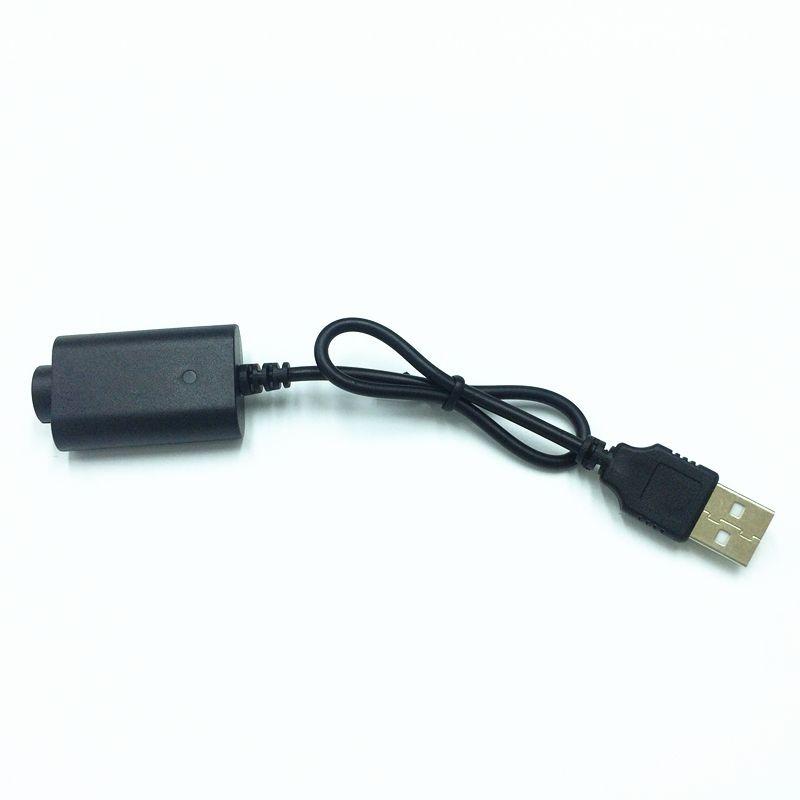 Ecig EGO EVOD USB Charger Cable for EGO T EVOD Twist VV Vision Spinner Vertex Preheat Battery Vape Pen