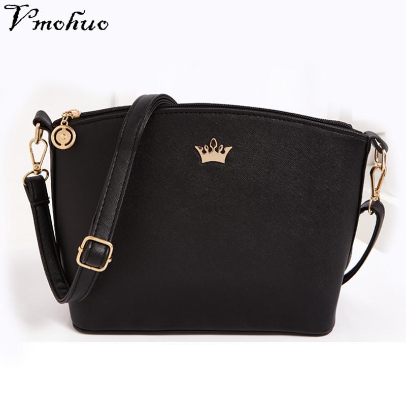 VMOHUO Casual Crown Bags For Women Handbags And Purses 2018 Shell Shape  Party Purse Women Shoulder Messenger Bags Bolsas Femina Online with   41.89 Piece on ... da4fee324a4a1