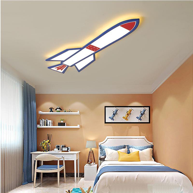 Großhandel Dekorations LED Deckenleuchte Für Kinderzimmer Moderne ...