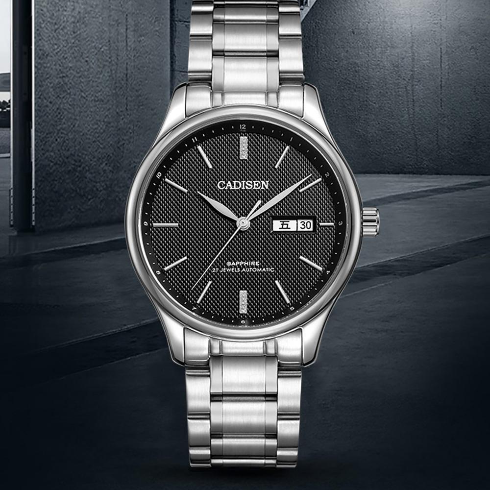 Grosshandel Cadisen 2018 Herren Top Marken Luxus Uhren Mannliche