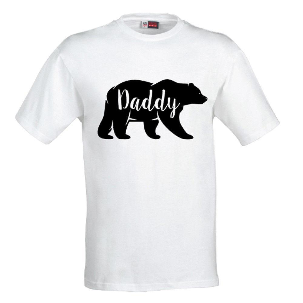 cdad673a Baby Bear And Daddy Bear T Shirt / Baby Grow Set Dad And Child / Baby Set T  Shirts Shop Online Of T Shirts From Amesion34, $12.08| DHgate.Com