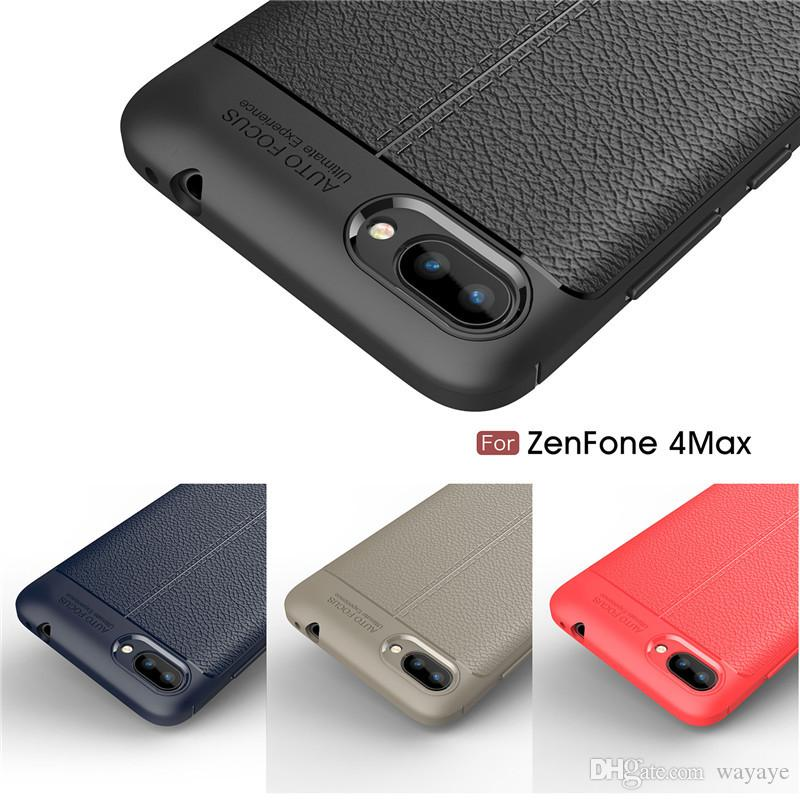 reputable site 9875d 7c729 LZW Soft TPU Cell Phone Color Case for ASUS ZenFone MAX Plus ZB570TL M1  Back Cover