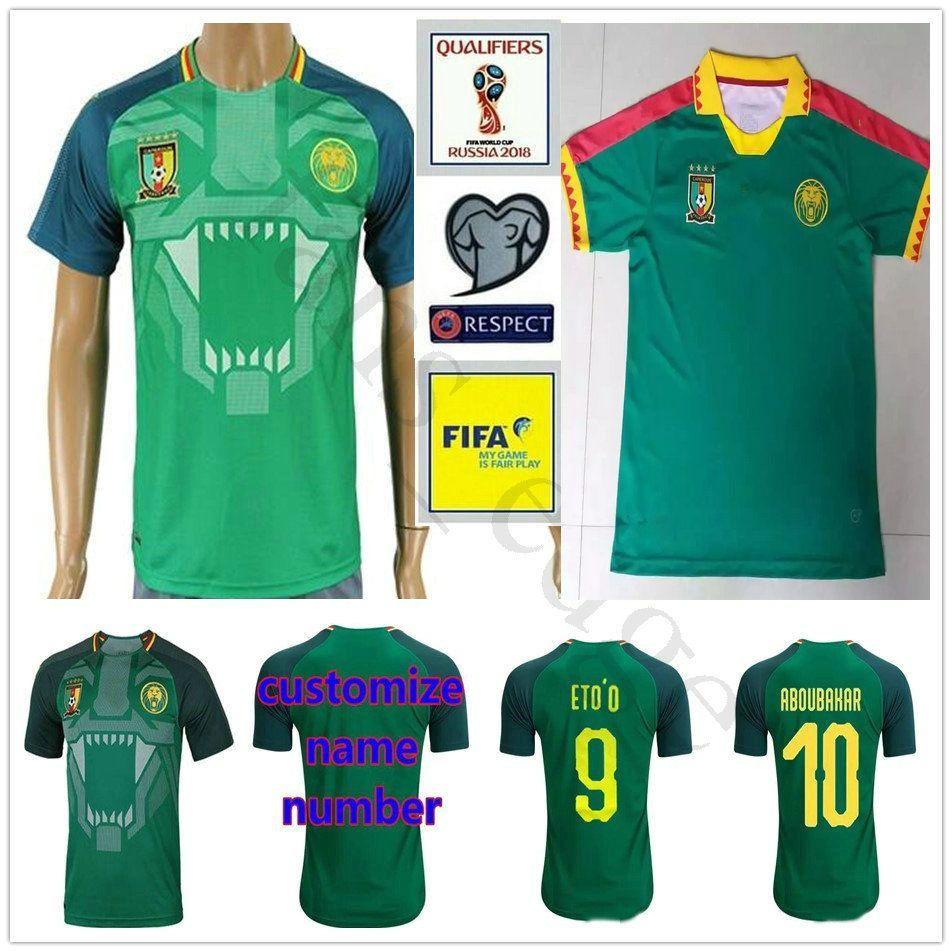 Beautiful Cameroon World Cup 2018 - 2018-world-cup-cameroon-soccer-jersey-eto  HD_195652 .jpg