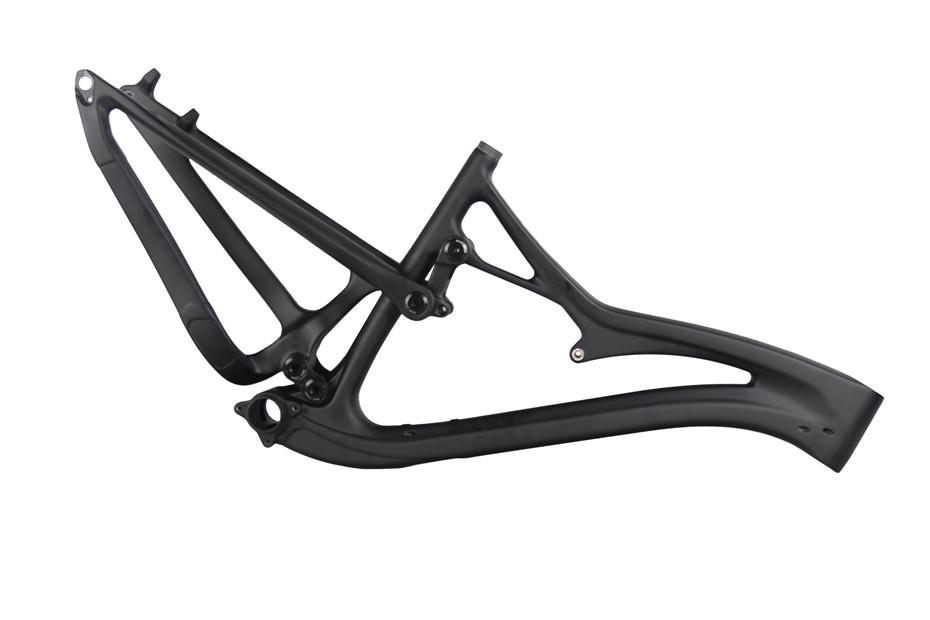 29er Frame For XC Cross Country Full Suspension Mountain Bike Carbon ...
