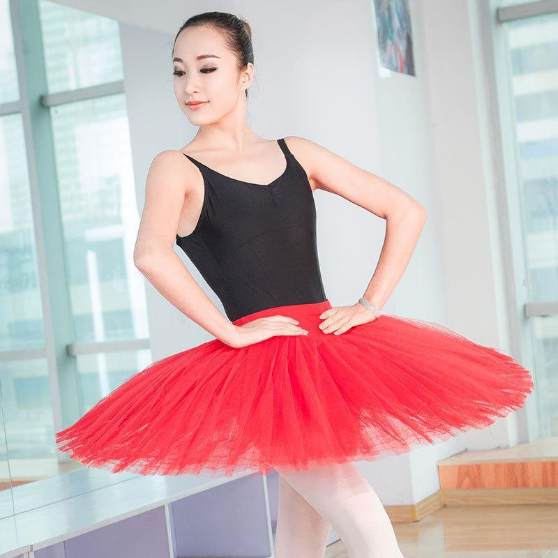 2018 Professional Ballet Tutu Professional Ballet Tutu Dress Adulto Costumes For Children Women Dancewear Gymnastics Leotard Stage & Dance Wear