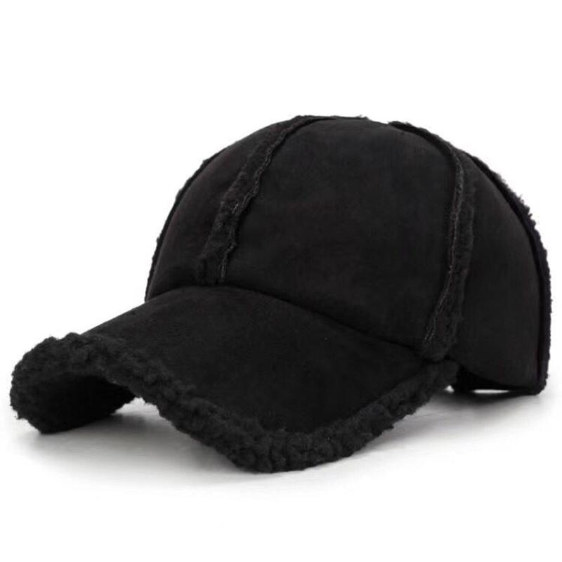 Fashion Winter Suede Baseball Caps Women Autumn Casual Streetwear Snapback  Hats Elegant Female Hat Thickening Suede Fabric Caps Mens Caps La Cap From  Wanyar ... 5cb8aff30b1