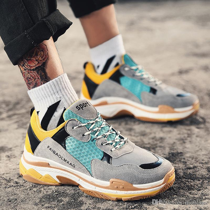 2018 New Sports Sneakers Shoes Causal Arrival Men Vintage 2019 ZkiPuX