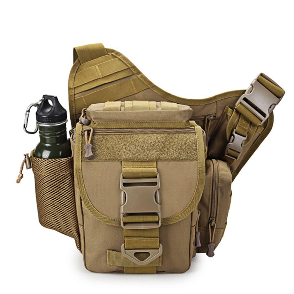 Waterproof Oxford Fabric Climbing Bags Multifunctional Outdoor Bag Outdoor  Military Tactical Waist Pack Man Women Waist Backpack Big Bags Rolling  Backpack ... 506c6aa133