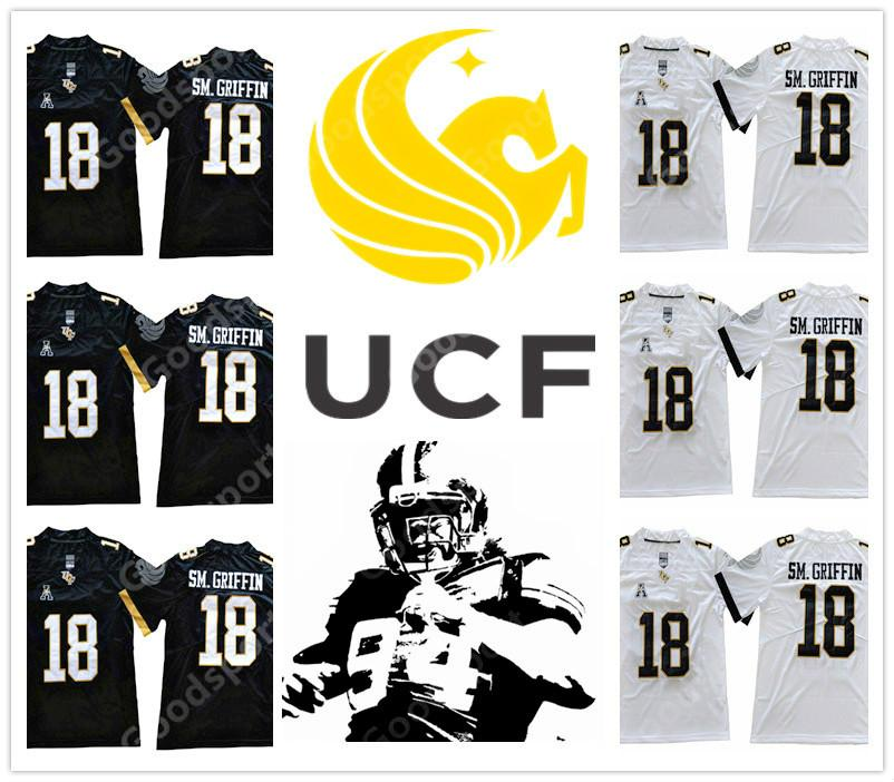 62c681faef07 2019 2018 USF University Of Central Florida NCAA Jersey FASHION 18 SM  GRIFFIN JERSEYS SHIRTS FOOTBALL Sport HOT COLLEGE 2019 Best From  Goodbuyspeed