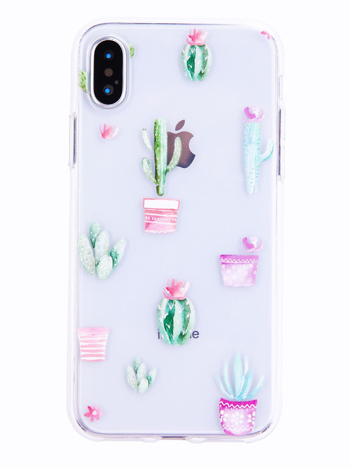 coque cactus iphone xr