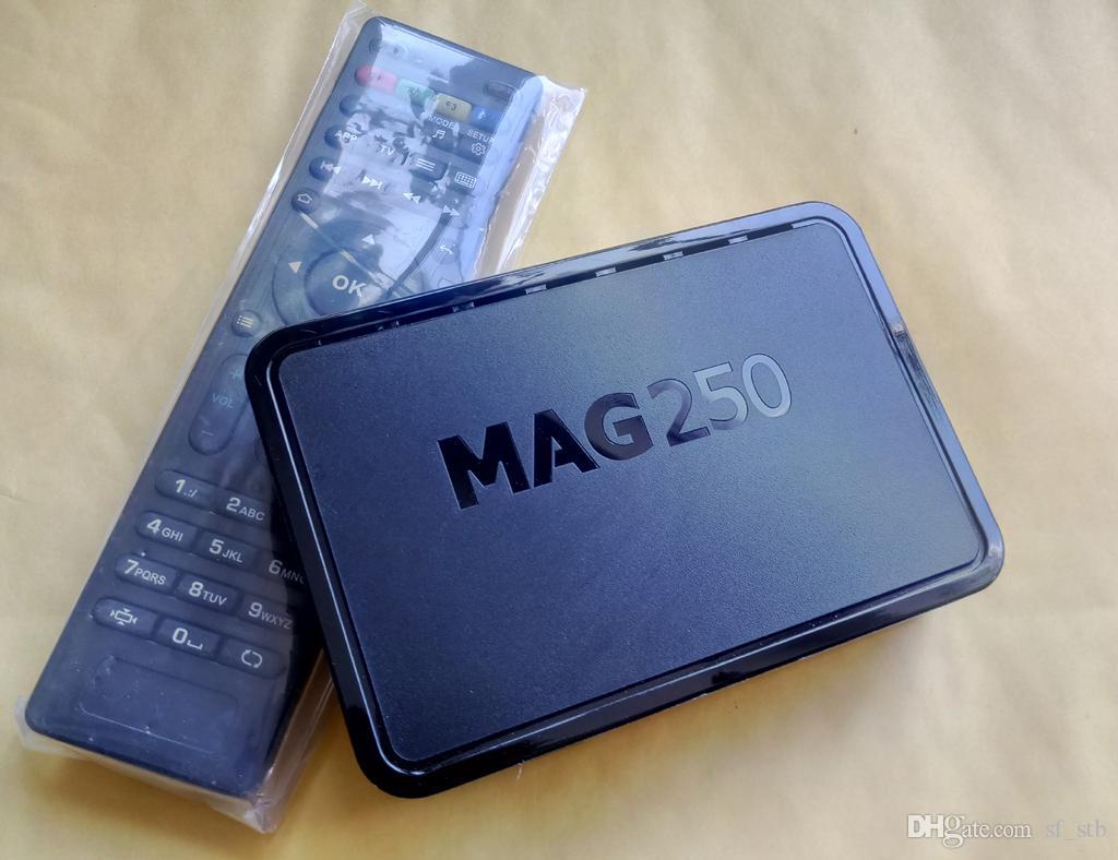 Новый оригинальный пульт дистанционного управления для infomir MAG IPTV Box Linux STB MAG250 MAG322 MAG254 Бесплатная доставка