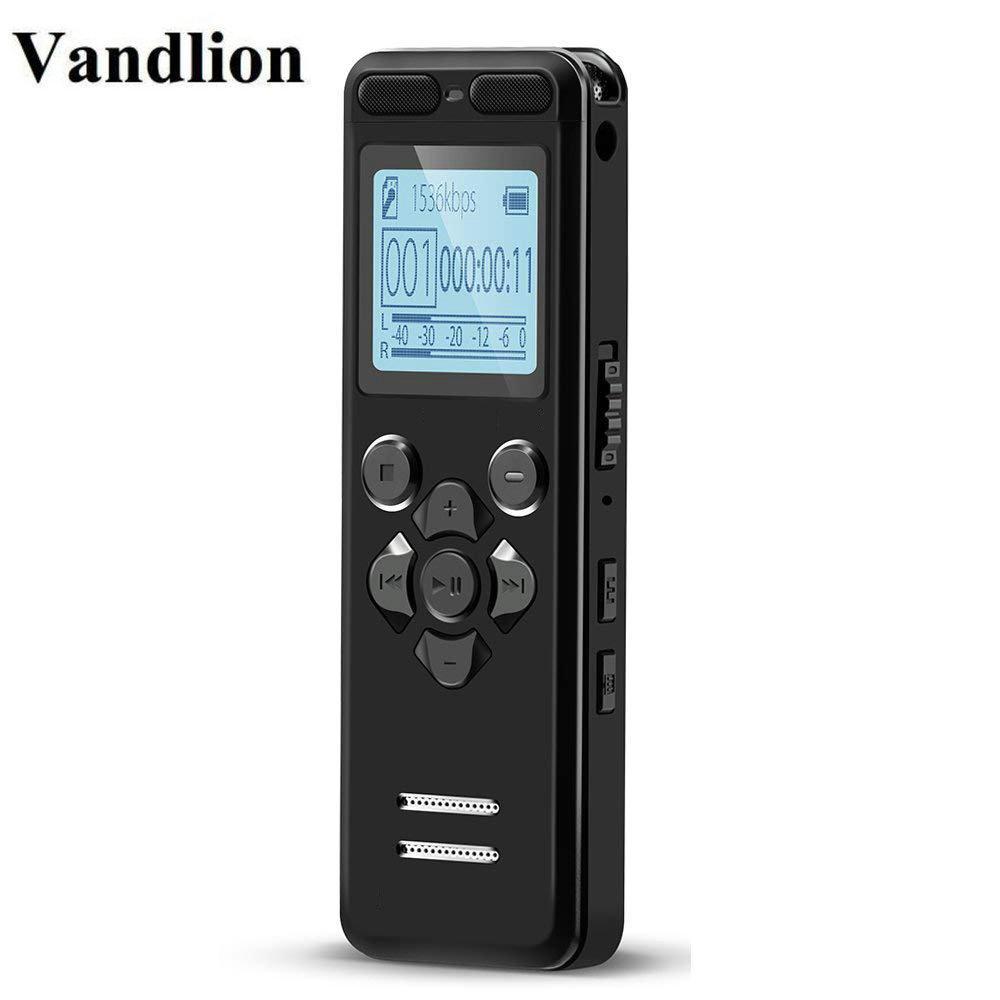 Tragbare Voice Recorder Pen Digital Audio Voice Recorder Noise Reduction Stereo Audio Aufnahme Stift Unterstützung 32g Sd Karte Sound Unterhaltungselektronik