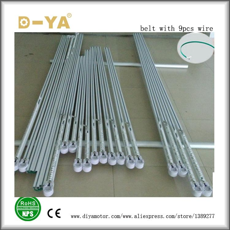 2018 Motorized Curtain Motor Poles Rod Curtain Rod Automatic
