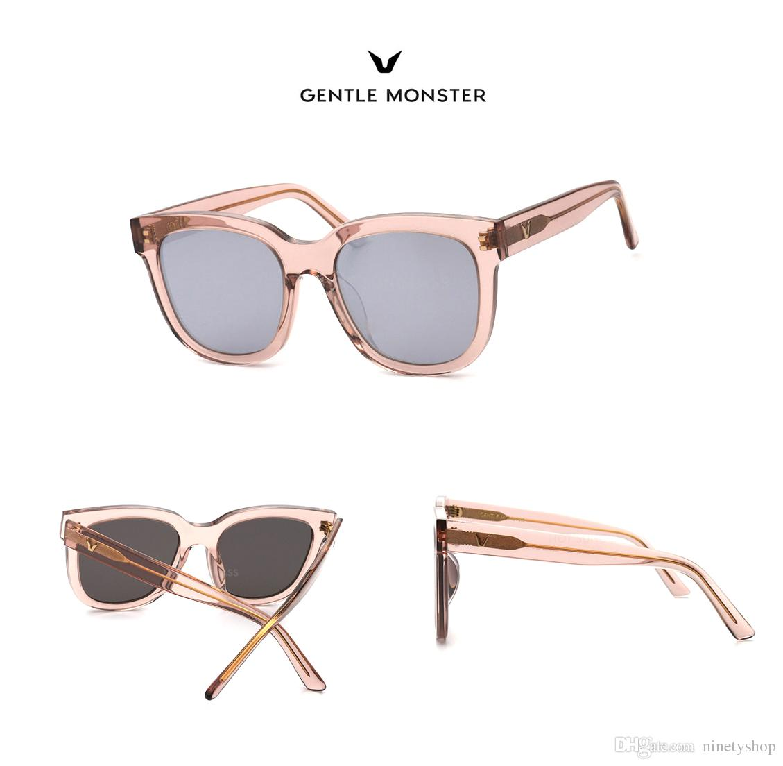 a3b5d9a82339 2019 Hot GENTELE MONSTER Fashion Sunglasses V GM SALT Sunglasses SALT  Series Sunglasses SALT S11M From Ninetyshop