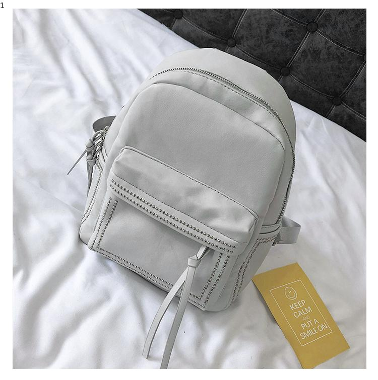 19f41b2f198a Girl Backpack Fashion Oxford School Bags Casual Women Shoulder Bag Girls  College Style Ladies Backpack Travel Backpack Tactical Backpack Ogio  Backpack From ...