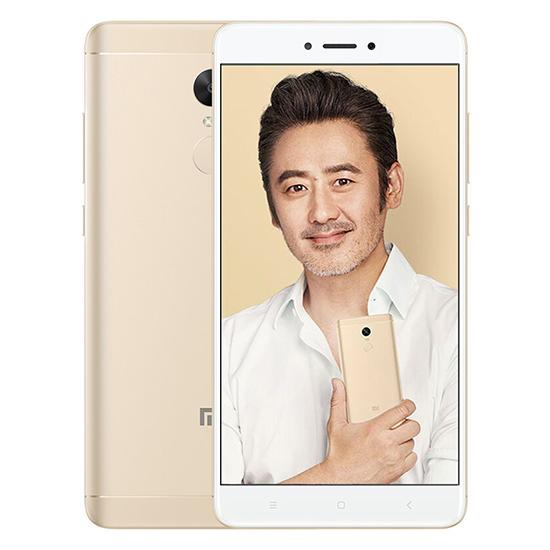 octa core 4G network Ram 3/4GB Rom 16/32/64GB unlocked original xiaomi redmi note 4X smart phone inch 5.5 cell phone Android with WIFI GPS