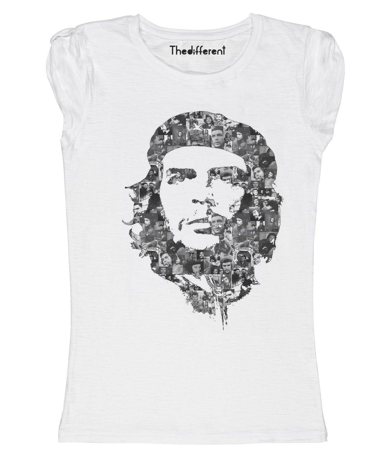 a8c530a9e New Women'S T Shirt Blaze Che Guevara Multi Photo Gift Idea All T Shirt  Order Tee Shirts From Bincheng2, $11.56| DHgate.Com