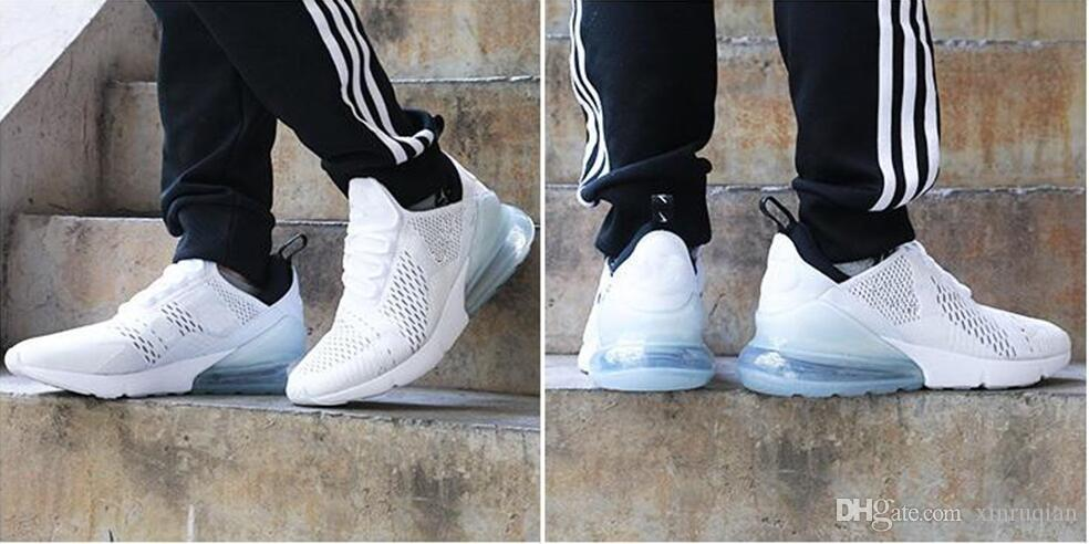 2018 New 270 Vapormax Mens Running Shoes For Men Sneakers Women Fashion Athletic Sport Shoe Hot Corss Hiking Jogging Walking Outdoor Shoe