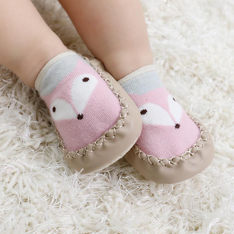 New Spring Baby Socks Children Infant Cartoon Socks Baby Gift Kids